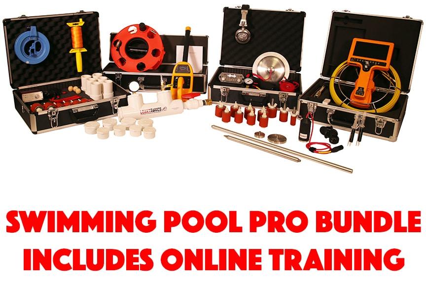 Swimming Pool Pro Equipment Bundle